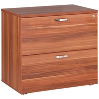 Avior 2-Drawer Side Filer - Cherry