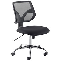 Jemini Nile Medium Back Task Chair - Black