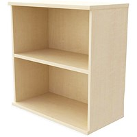 Jemini Intro Low Bookcase - Maple