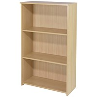 Jemini Intro Medium Bookcase - Maple