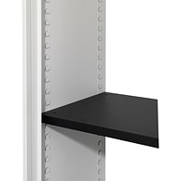 Talos Black Shelf fitment - designed for use with Talos stationery cupboards