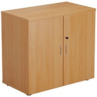 FF First Wooden Storage Cupboard 730mm Beech
