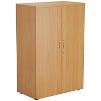 FF First Wooden Storage Cupboard 1200mm Beech
