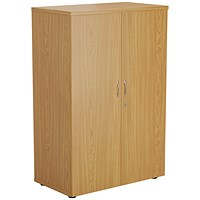 FF First Wooden Storage Cupboard 1200mm Nova Oak