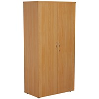 FF First Wooden Storage Cupboard 1600mm Beech