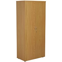 FF First Wooden Storage Cupboard 1800mm Nova Oak