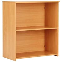 Serrion Premium Bookcase 800mm Bavarian Beech