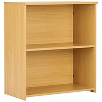 Serrion Premium Bookcase 800mm Ferrera Oak