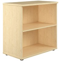 Jemini 800 Bookcase D450mm Maple