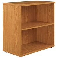Jemini 800 Bookcase D450mm Nova Oak