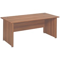 Avior Executive Rectangular Desk, 1800mm Wide, Cherry