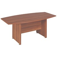 Avior Boardroom Table, 1800mm Wide, Cherry