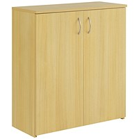Jemini Intro Low Cupboard - Oak