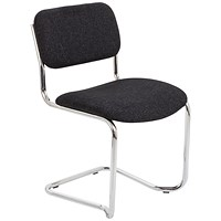 Jemini Summit Meeting Chair Charcoal