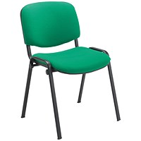 Jemini Ultra Multipurpose Stacker Chair Green