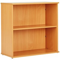 Serrion Premium Bookcase 726mm Bavarian Beech