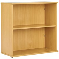 Serrion Premium Bookcase 726mm Ferrera Oak
