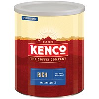 Kenco Really Rich Instant Coffee - 750g Tin