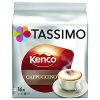 Tassimo Kenco Cappuccino - Pack of 40