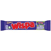 Cadbury Wispa 36g (Pack of 48) 4015891