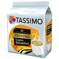 Tassimo Twinings English Breakfast Tea - Pack of 80