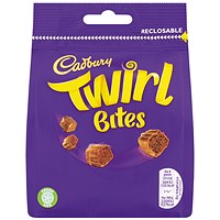 Cadbury Twirl Bites Share Bag 95g Each