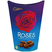Cadbury Roses Chocolates Tub 187G 4054611