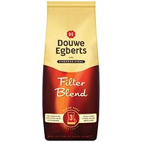 Douwe Egberts Filter Blend Roast and Ground Coffee 1kg