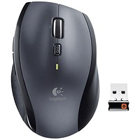 Logitech M705 Wireless Mouse Silver
