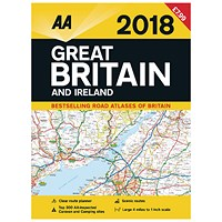 AA Road Atlas Great Britain and Ireland
