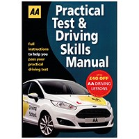 AA Practical Test and Driving Skills Manual