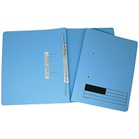 Transfer Files A4 Blue (Pack of 50) LL06282