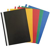 Project Folders Assorted (Pack of 25)