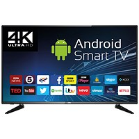 Cello 50in 4K Smart Ultra HD LED TV C50RTS4K
