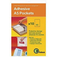 Pelltech Maxi Pocket A5 (Pack of 10)