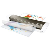 Leitz iLAM Home Office Laminator A3 Dark Grey