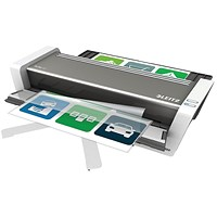 Leitz iLAM Touch 2 Turbo Laminator A3 Glossy White/Grey
