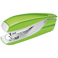 Leitz NeXXt WOW Metal Office Stapler 30 sheets Green