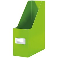 Leitz WOW Click and Store Magazine File Green