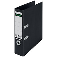 Leitz LAF180 Recycled 80mm A4 Black