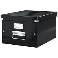 Leitz Click Store Medium Storage Box Black