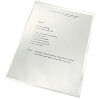 Leitz Re:Cycle Cut Flush Folders, A4, Pack of 100