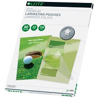 Leitz iLAM Prem Laminating Pouch A3 160 Micron (Pack of 100)