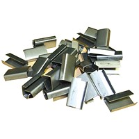Open Metal Banding Seals (Pack of 2000) PPSE-12-STEC