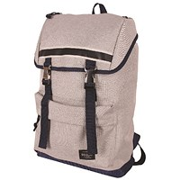 Bromo Alpa Outdoor Backpack Blue and Grey