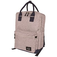 Bromo Colorado Backpack Lightweight Blue and Grey