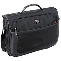 Gino Ferrari Titan Messenger Bag Black