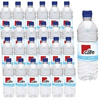MyCafe Still Water - 24 x 500ml Bottles