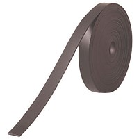 Nobo Magnetic Tape 10mmx5m Black 1901131