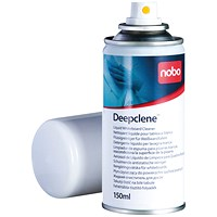 Nobo Deepclene Drywipe Board Reconditioning Spray